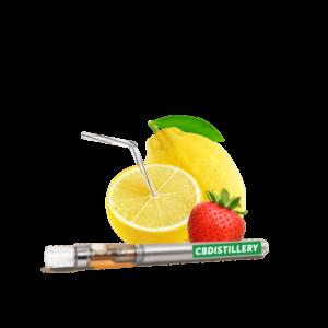 CBD Vape Pen – 200mg Strawberry Lemonade