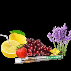 CBD Vape Pen – 200mg Flavor Burst Variety Three Pack